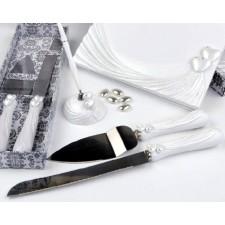 Cuchillos tarta boda GRABADOS