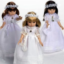 Muñecas de Comunión