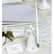 Bolígrafo firmas boda novios