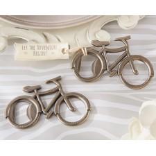 Abridor de botellas bicicleta regalo invitados boda