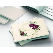 Libro de firmas para boda grabado A COLOR