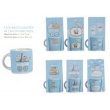 Mini tazas NIÑO para tus invitados bautizo