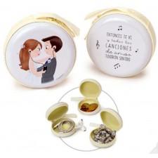 Monederos NOVIOS para invitadas boda