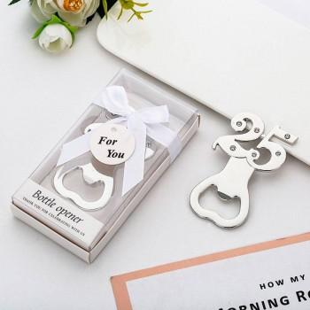 Regalos para bodas de plata invitados ABREBOTELLAS