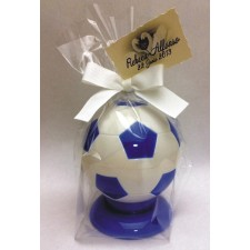 Palillero de balón de fútbol