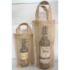 Bolsas de saco para botellas de vino de 1/5L