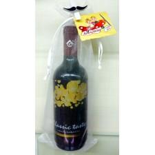 PALILLERO botella de vino invitados boda