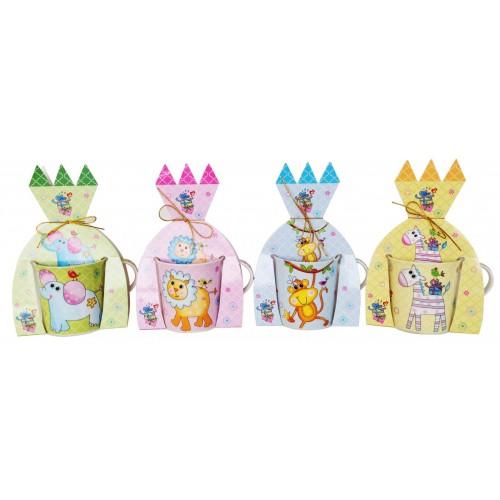 Detalle de boda bautizo comuni n para ni os taza - Detalles para ninos ...