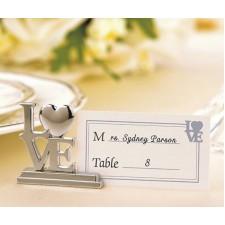 Identificador mesas para boda